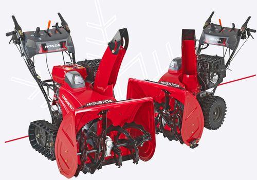Honda Schneefräse 9er-Serie