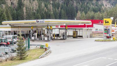 H-Oil Tankstelle