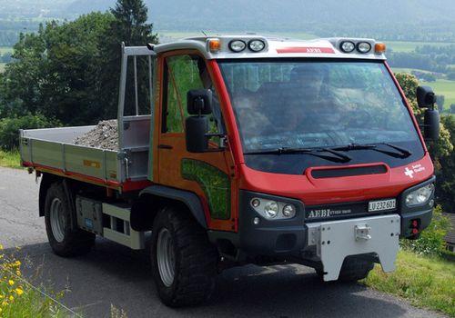 Aebi VT450