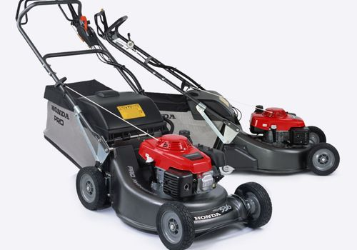 Honda Rasenmäher HRH