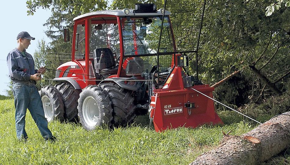 Carraro TTR 7800/10900