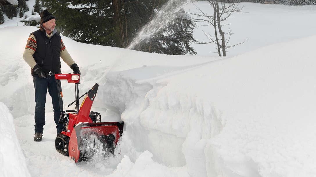 Honda Schneefräse 6er-Serie